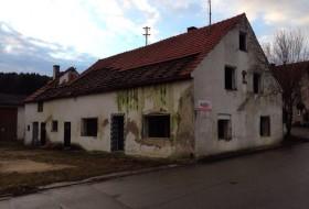 BV Abbruch Altes Wohnhaus in Pöbenhausen - Vorher (Bestand)